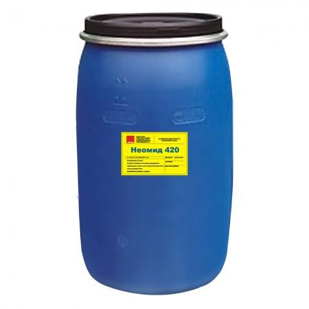 Неомид 420 - Транспортный антисептик консервант для круглого леса