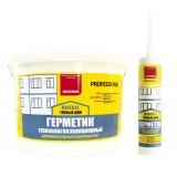 Герметик для бетонных, кирпичных конструкций Теплый Дом Mineral Professional