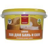Неомид Sauna - Лак для бань и саун